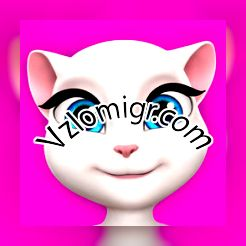 My Talking Angela коды на Шары и Поля