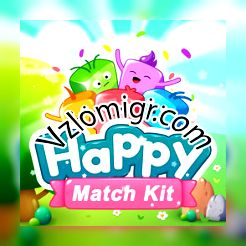 Happy Match Kit коды на Монеты